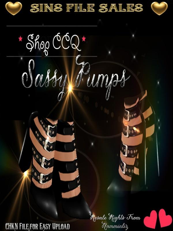 Sassy Pumps