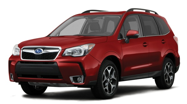 2014 Subaru Forester Factory Service Manual PDF