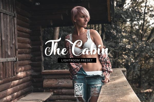 The Cabin ╳ Lightroom Preset