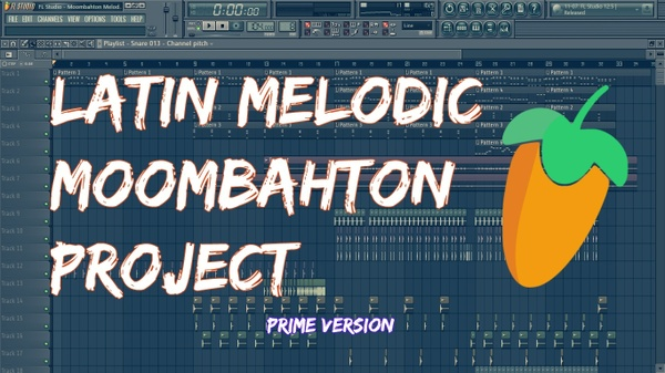 FL Studio - Moombahton Melodic Project (Prime Version)