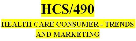 HCS 490 Week 2 Staying Relevant Simulation Reflection
