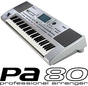 Korg Pa80 / 50 / 60 - Full Greek Style & Sound Set By Chris Sitaridis