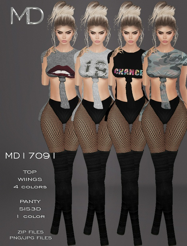 MD17091 - Wiing/SiS3D