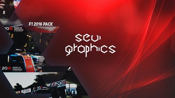 F1 2016 Pack GFX