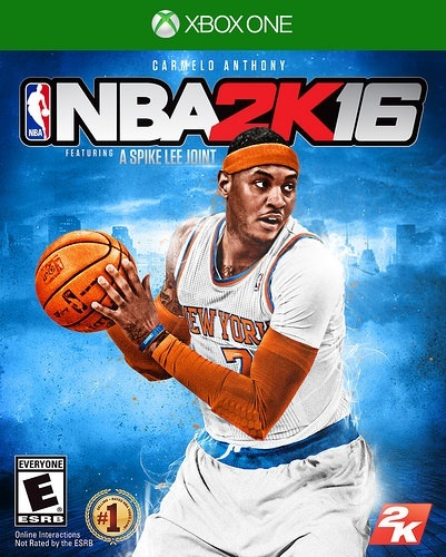 NBA 2K16 2016-17 Season Roster Update (XBOX ONE)