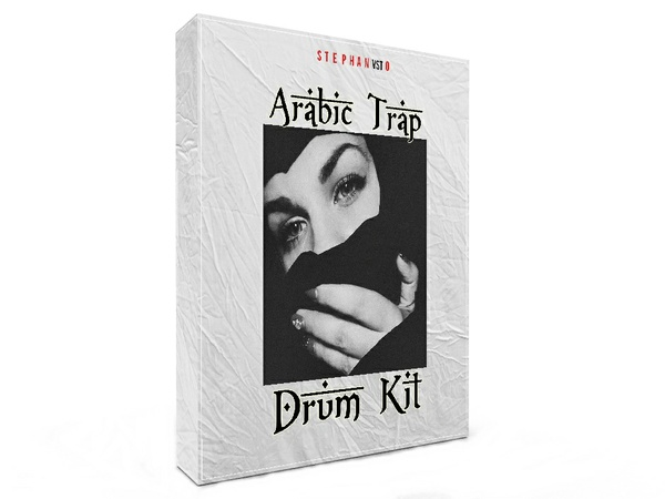 Arabic Trap Drum Kit