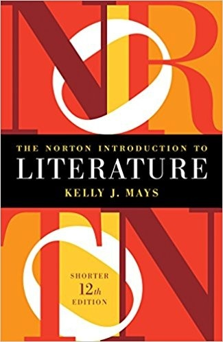 The Norton Introduction to Literature 12th Edition ( PDF , Instant download )