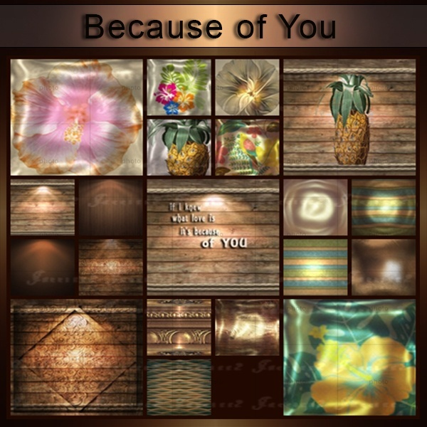 Because of You-21 Textures