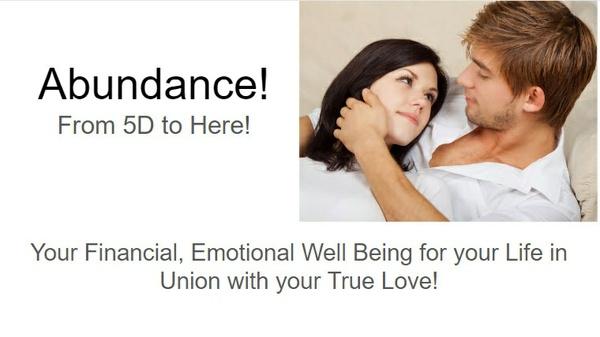 Abundance for your Union  Pt 1©