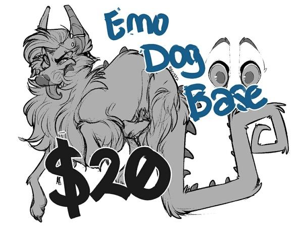 Emo Dog Base