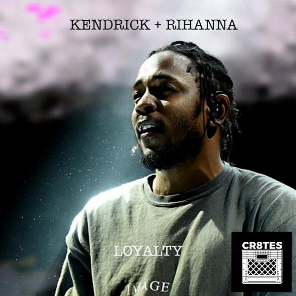 Kendrick Lamar + Rihanna  Loyalty DrumKit