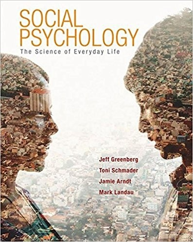 Social Psychology: The Science of Everyday Life PDF