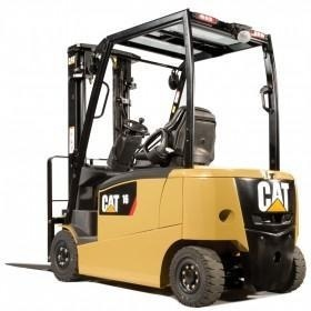 Caterpillar Electric Forklift Truck EP16K, EP18K, EP20KC Workshop Service Manual
