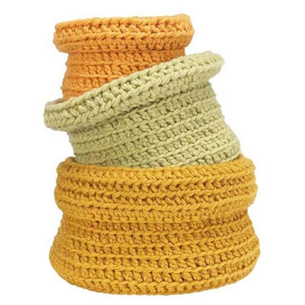 Triad Baskets