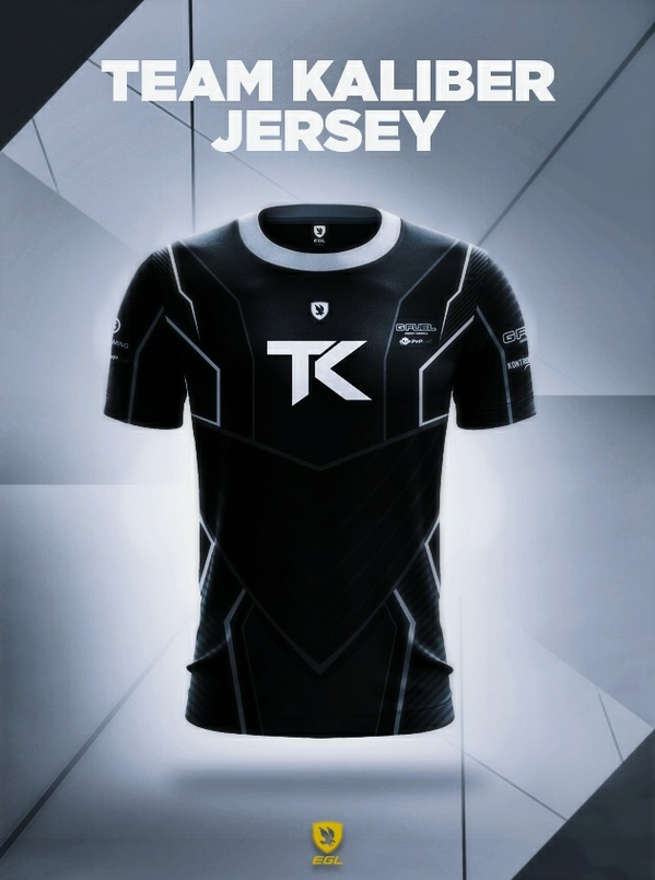 Team Kaliber Advertisement PSD