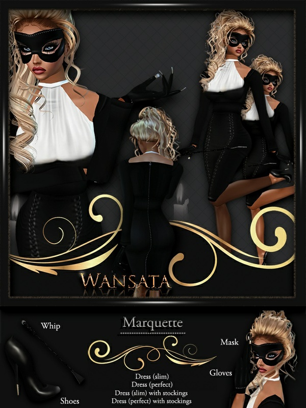 W27-Marquette Bundle...Catty Only!