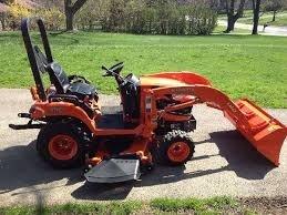 Kubota BX1860 BX2360 BX2660 RCK48-18BX Tractor Workshop Shop repair manual