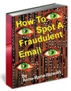 How To Spot A Fraudulent Email - With Resell Rights