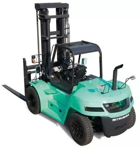 Mitsubishi Forklift FD100NM1(S), FD120NM1(S), FD135NM1(S), FD150ANM1(S) Workshop Service Manual