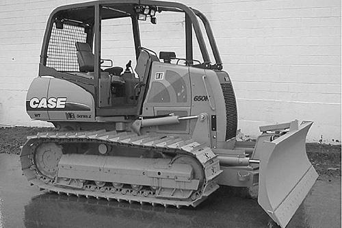 Case 750L 850L Tier 3 Crawler Dozers Service Repair Manual