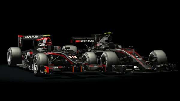 Formula Pack 1 for Assetto Corsa