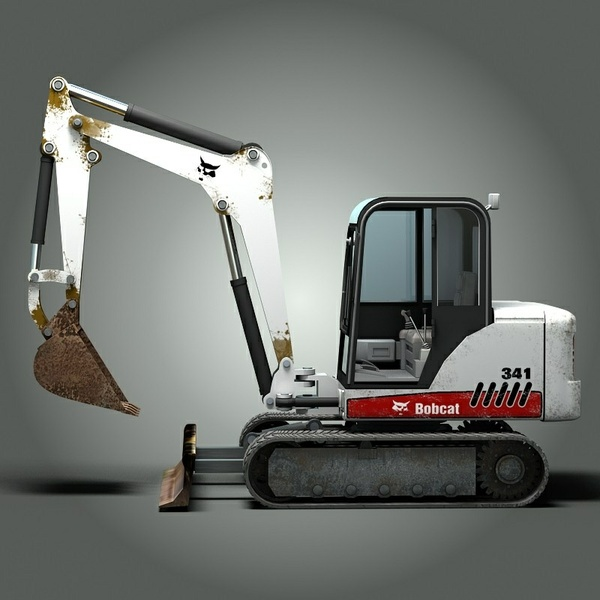 BobCat 341-337 Service and Repair Manual