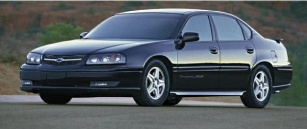 Chevrolet Impala 2003 Repair Manual