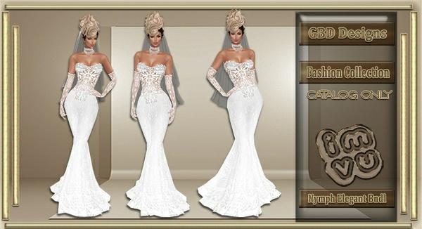 Nymph Elegant Bridal Bundle CATALOG ONLY