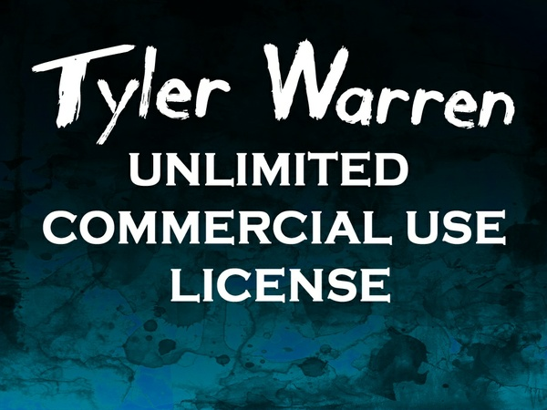 Tyler Warren Assets - Unlimited Commercial Use License (Universal)