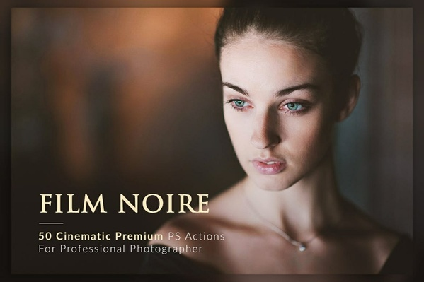 50 Film Noire PS Actions Bundle