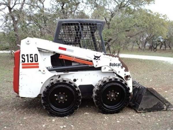 Bobcat S150, S160 Turbo Skid - Steer Loader Service Repair Manual (S/N 523811001 & Above... )