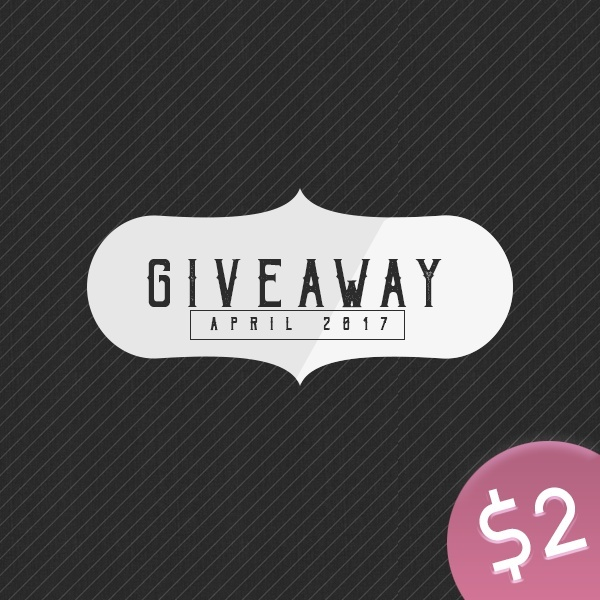 April 2017 Giveaway