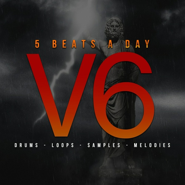 5 Beats A Day : Volume 6 (Instant Digital Download)
