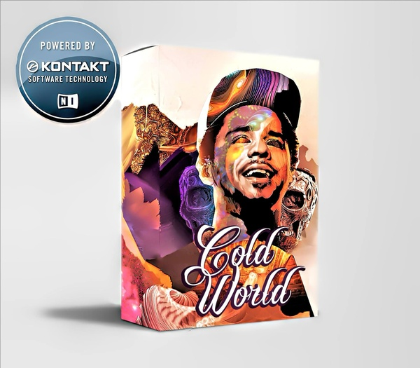 COLD WORLD ( J COLE INSPIRED ) KONTAKT LIBRARY