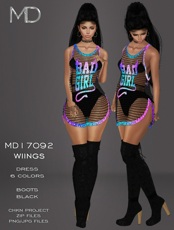 MD17092 - Wiing