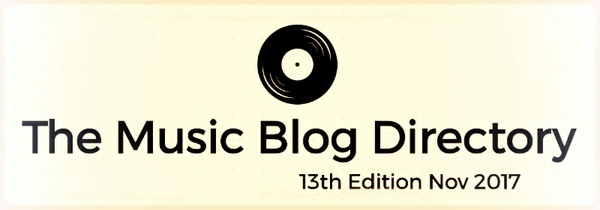 The Music Blog Directory EXCEL Revised 13th Edition December 2017