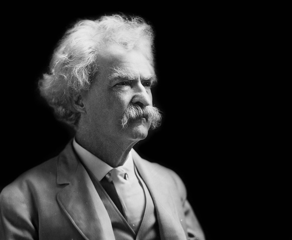 Reading to Write: Mark Twain Large Font