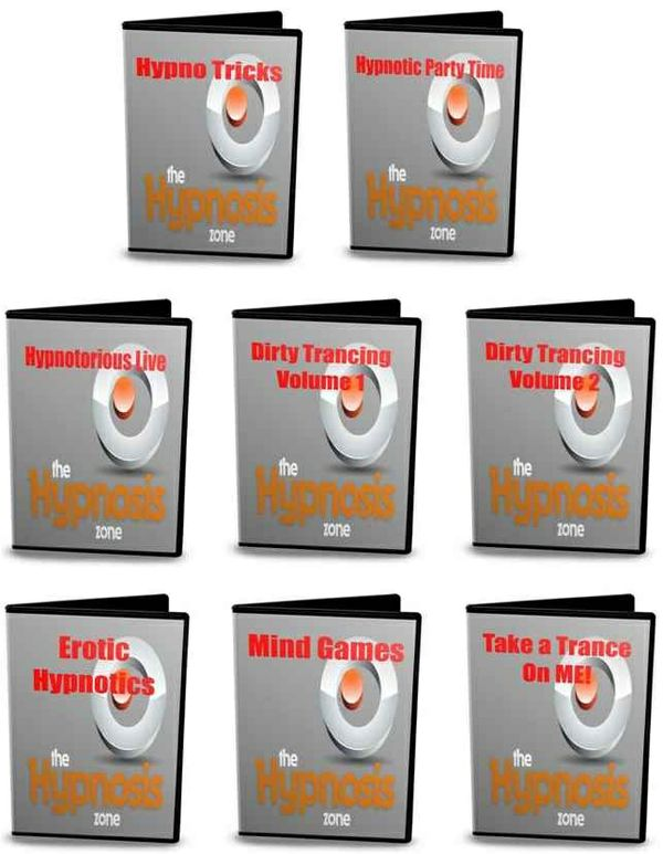 COMEDY HYPNOSIS SHOWS - Package B of Eight Jonathan Royle Hypnotist Live Shows