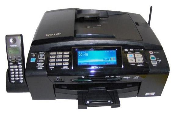 Brother MFC990CW/790CW/490CW/290C/250C,DCP585CW/385C/185C/165C/145C Inkjet MFC/DCP Service Manual