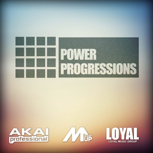 AKAI MPC POWER PROGRESSIONS