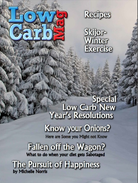 Low Carb Mag January 2014 - The Worlds Most Loved Low Carb Magazine