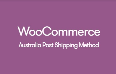 WooCommerce Australia Post Shipping Method 2.4.4 Extension