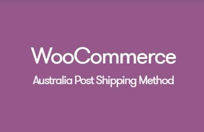 WooCommerce Australia Post Shipping Method 2.4.5 Extension