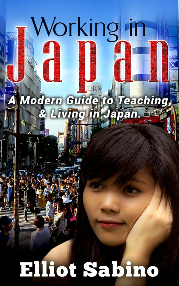 Working in Japan, Free Preview Copy for your iPad / iPhone.