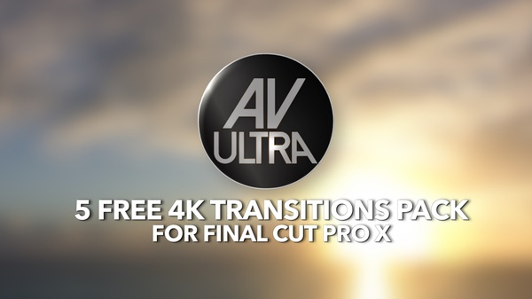 AV-Ultra Free 4K 5 Transition Pack