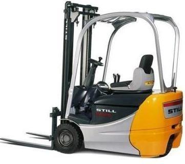 Still Forklift Truck RX50-10, RX50-13, RX50-15, RX50-16: 5051, 5053, 5054, 5055 Parts Manual