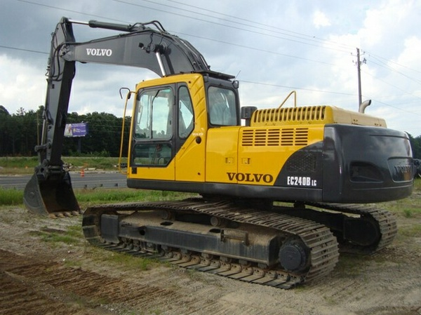 VOLVO EC240B LC EC240BLC EXCAVATOR SERVICE REPAIR MANUAL - DOWNLOAD