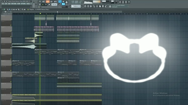 Future House/Bounce Drop FL STUDIO (FLP) (NEW SERIE) #19