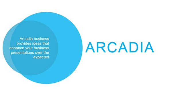 Arcadia PowerPoint Presentation Template