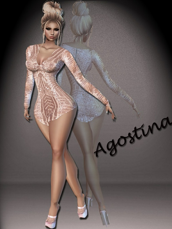 Agostina Dress AP